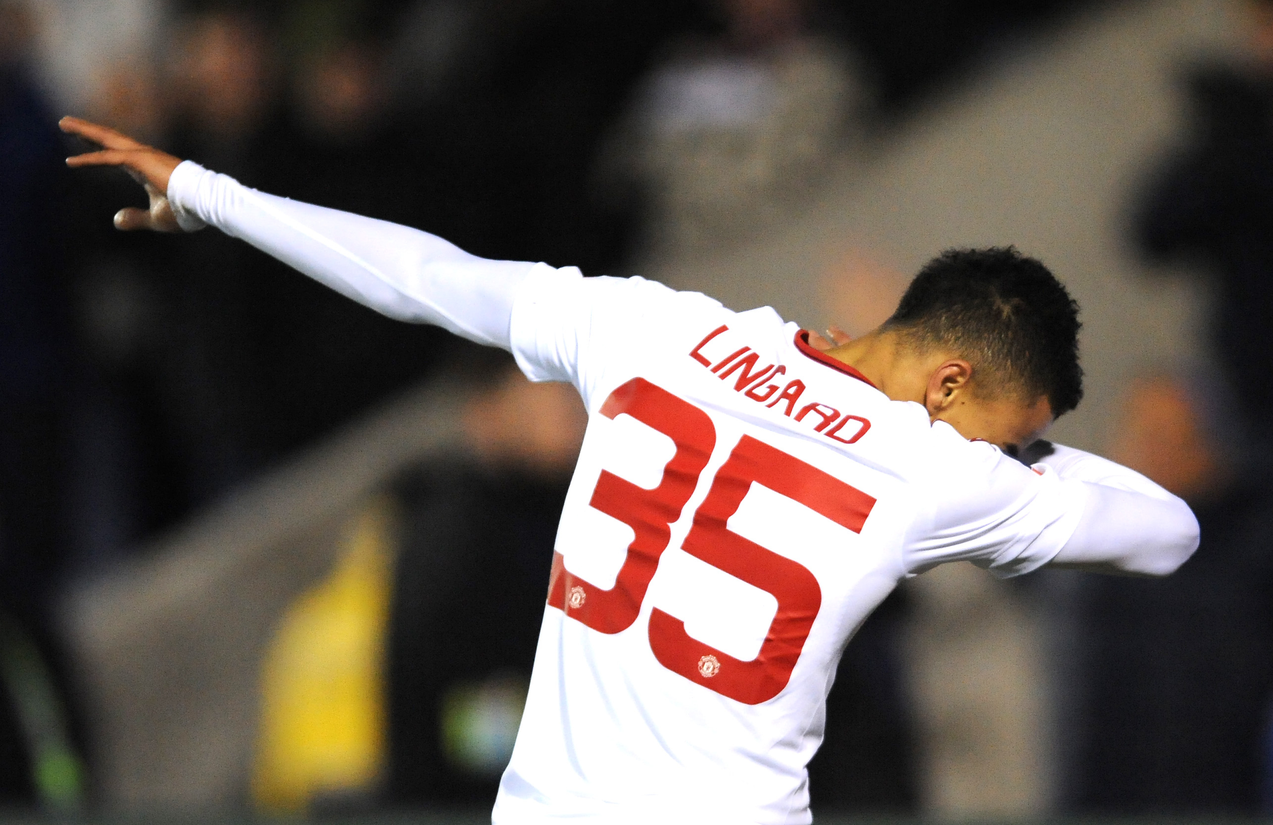quality design 5f80d 92218 Jesse Lingard's Throwback Picture Shows How Big His ...