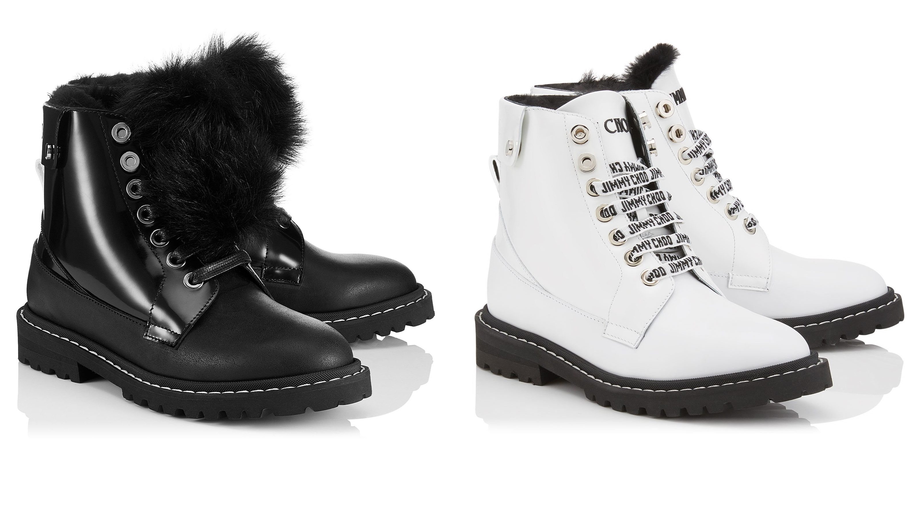 Jimmy Choo Launches Heated Boots To