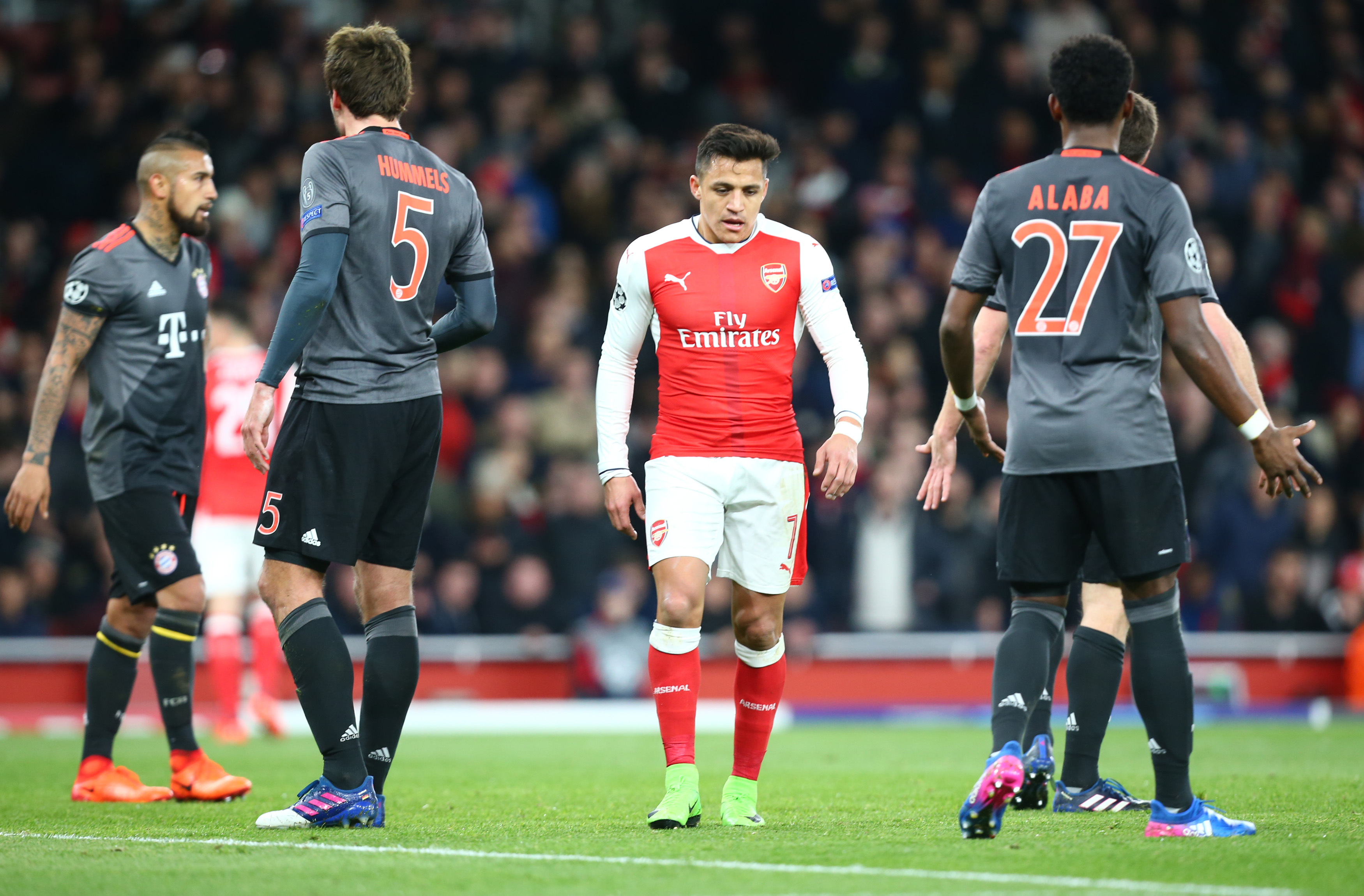 Arsenal boss Arsene Wenger: 'No offers made for Alexis Sanchez'