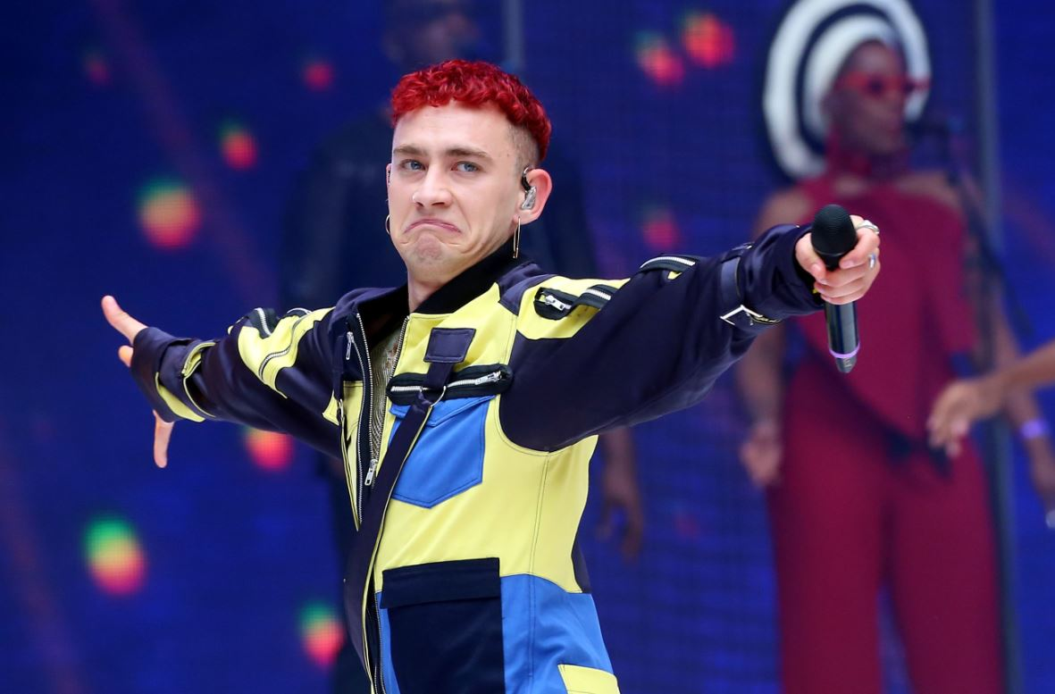Olly Alexander of Years and Years. Credit: PA