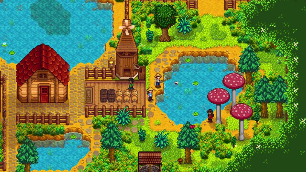 'Stardew Valley' Multiplayer Update Coming To Nintendo