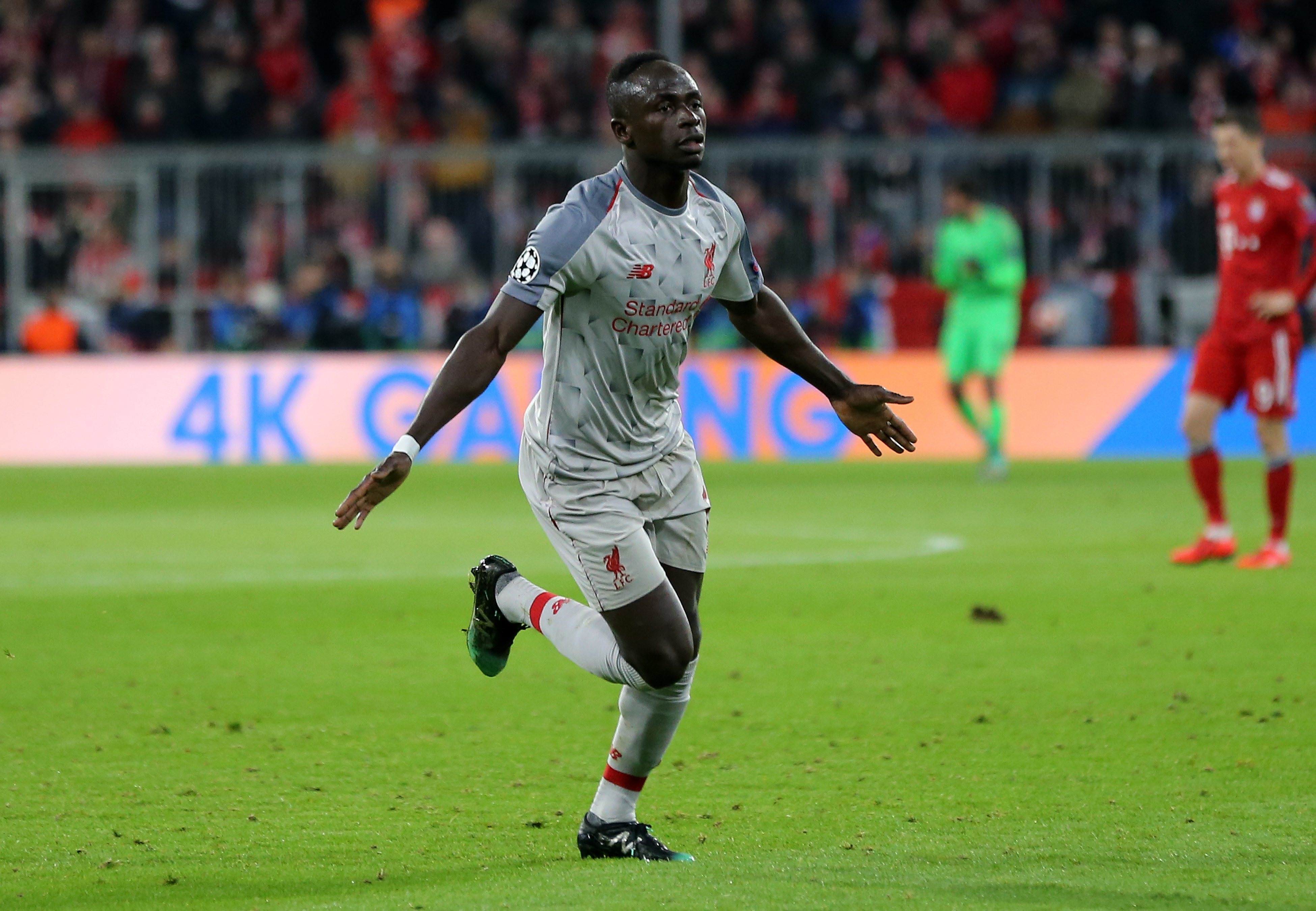 Liverpool's Sadio Mane would swap Champions League to win AFCON