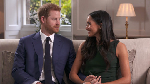Prince Harry's Marriage To Meghan Markle Is A Snakey Plot... Apparently