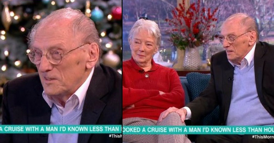 This Morning Viewers Shocked After 91-Year-Old LAD Is 'Friendzoned' By Woman, 90