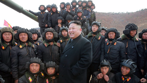 Kim Jong-Un Reportedly Spends 'Illegally Made Billions' On Ridiculous Things