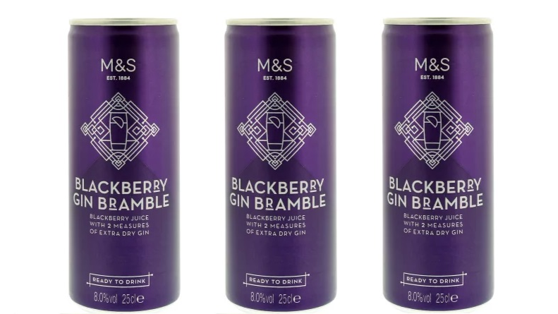 Marks And Spencer's Latest Cocktail In A Can Is Winning Rave Reviews