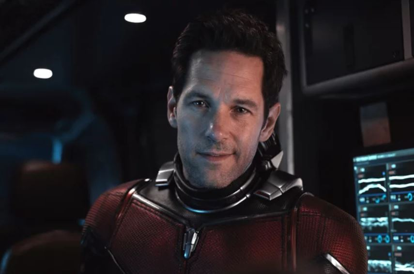 Paul Rudd as Ant-Man. Credit: Marvel Cinematic Universe