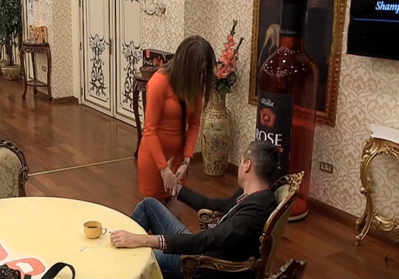 Aleksandar said Milijana wanted to have sex. Credit: CEN