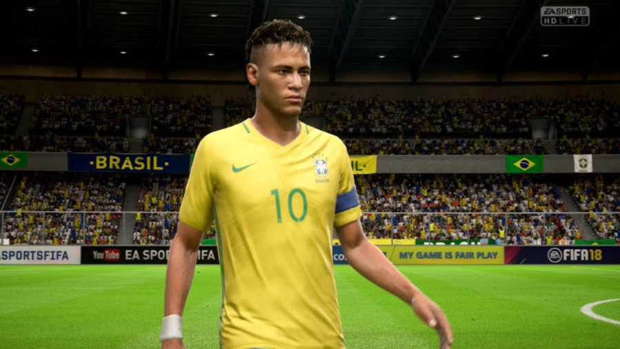 you will not be able to play with brazil on fifa 19 sportbible