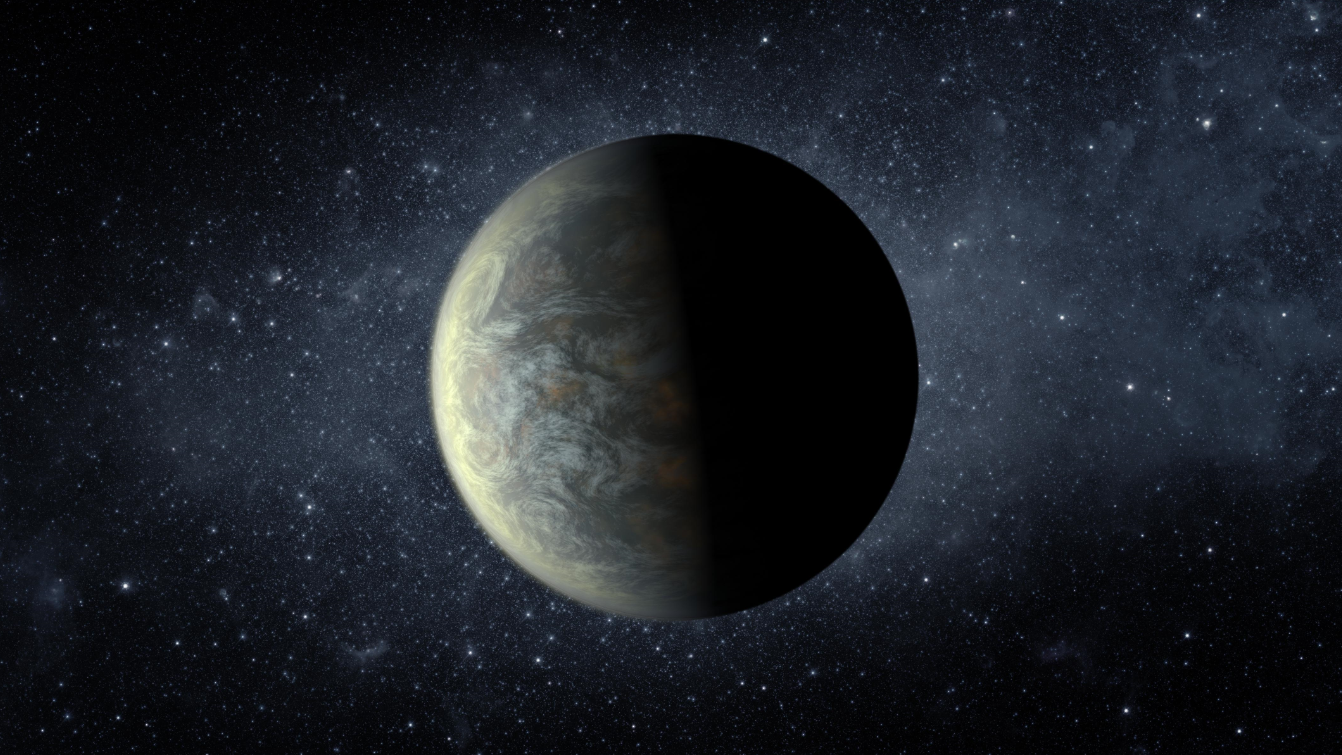 ​Scientists Say Newly-Discovered 'Super Earth' Could Be Hosting Alien Life