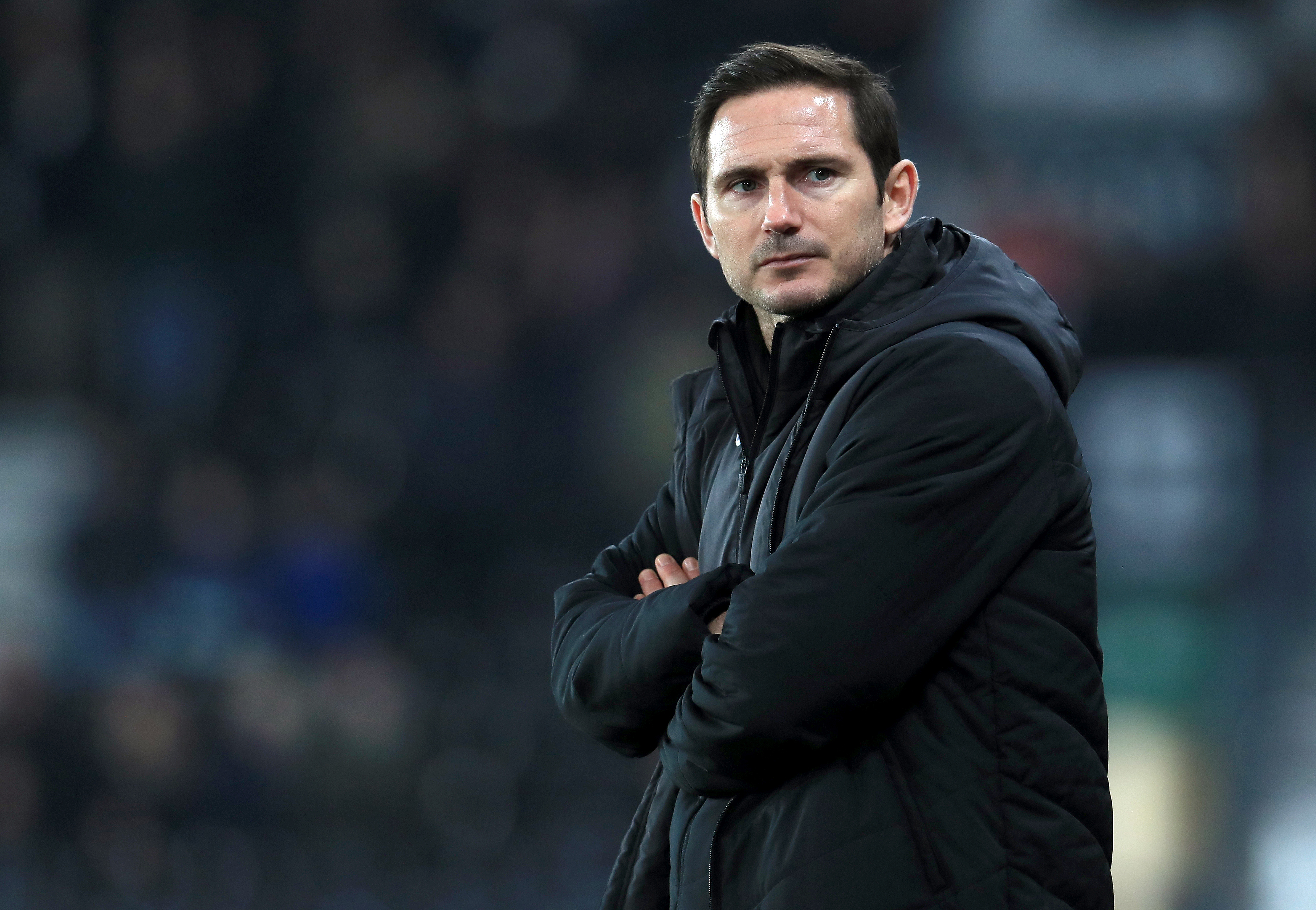 Lampard wouldn't have been happy to cancel training. Image: PA Images