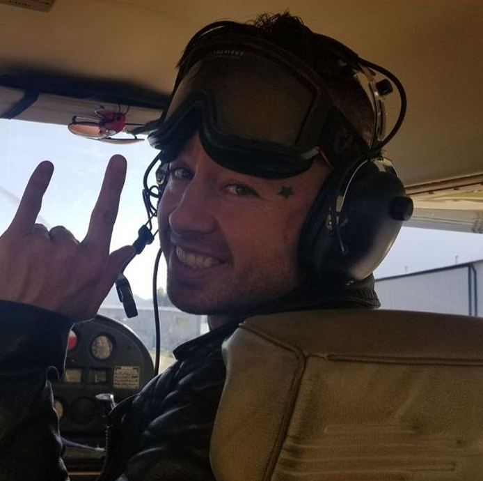 Canadian rapper Jon James McMurray dies in airplane stunt