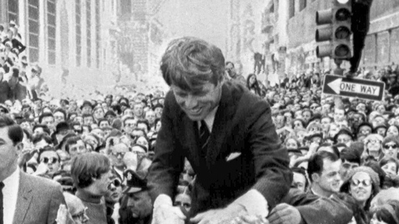 Bobby Kennedy's Last Words Revealed By Busboy 50 Years Later