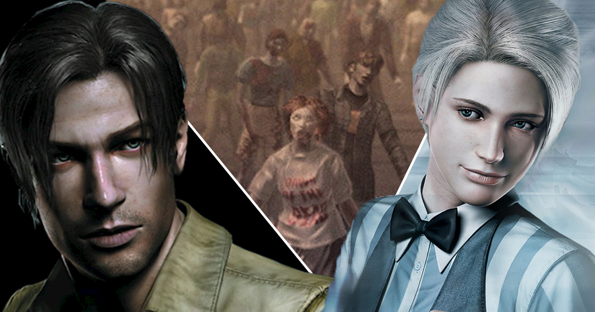 Give Resident Evil Outbreak Another Chance Capcom You Cowards