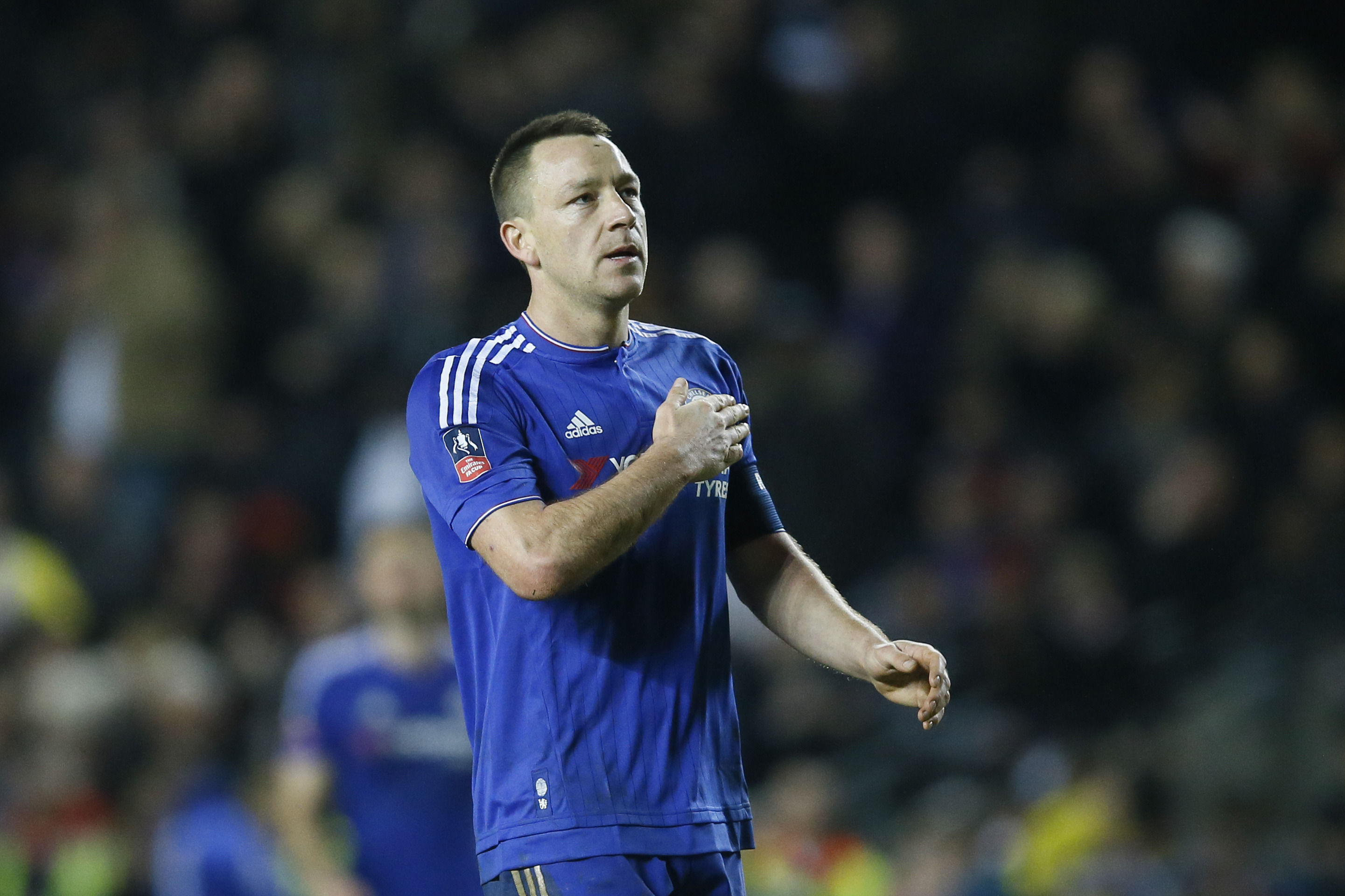 John Terry could have Chelsea clause activated if he signs new deal