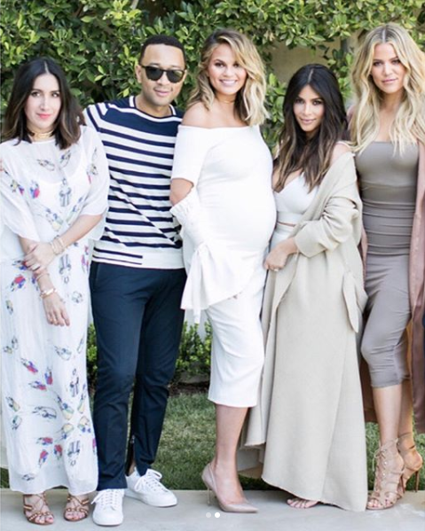 Khloé Kardashian has confirmed she is pregnant