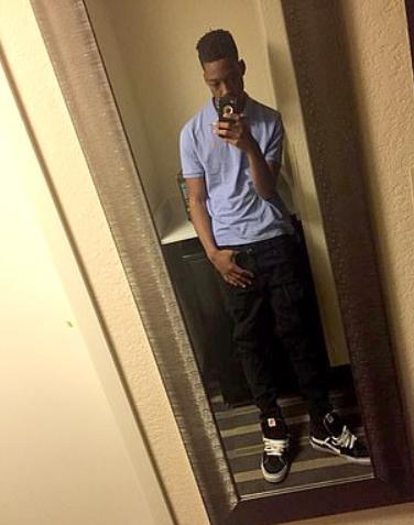 Omarian Banks, 19, was shot and killed on Friday. Credit: Facebook