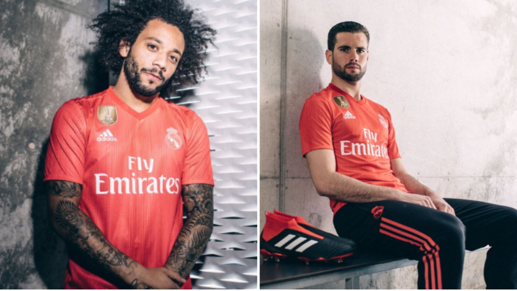2fdab5ca8 Real Madrid s Dreamy New Third Kit Is Made From Recycled Ocean Plastic