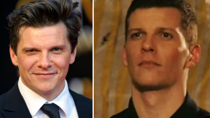 EastEnders Actor Nigel Harman Looks Totally Unrecognisable With Long Hair