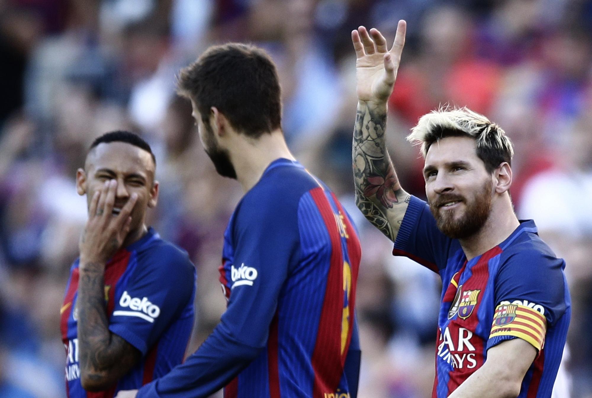 Classy Barcelona coach Valverde: Alaves can feel unlucky; Coutinho will improve