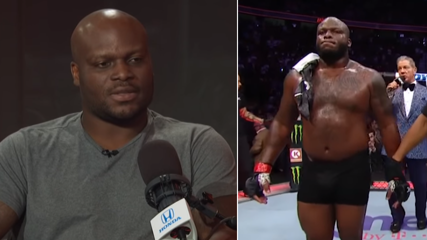 Derrick Lewis Is Having A Lot More Sex In Preparation For Daniel Cormier