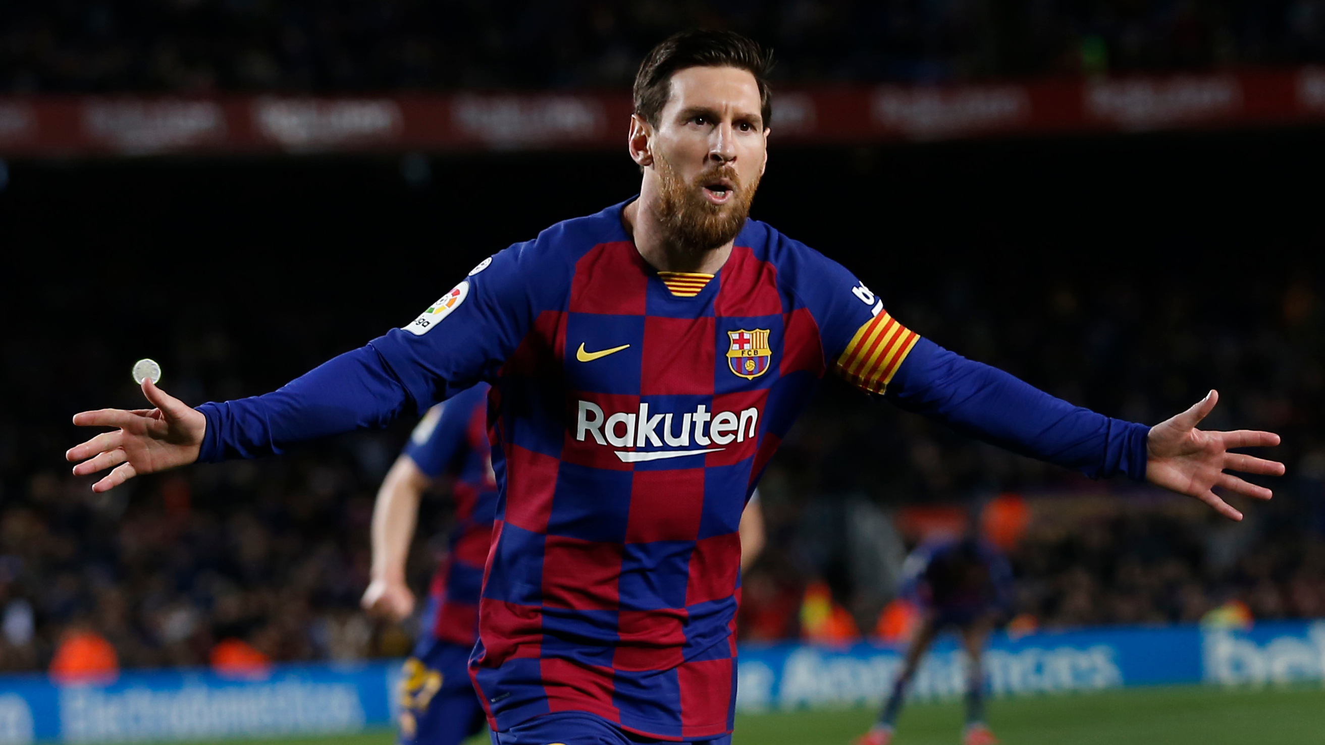 lionel messi responds to reports he has two offers to leave fc barcelona sportbible sportbible