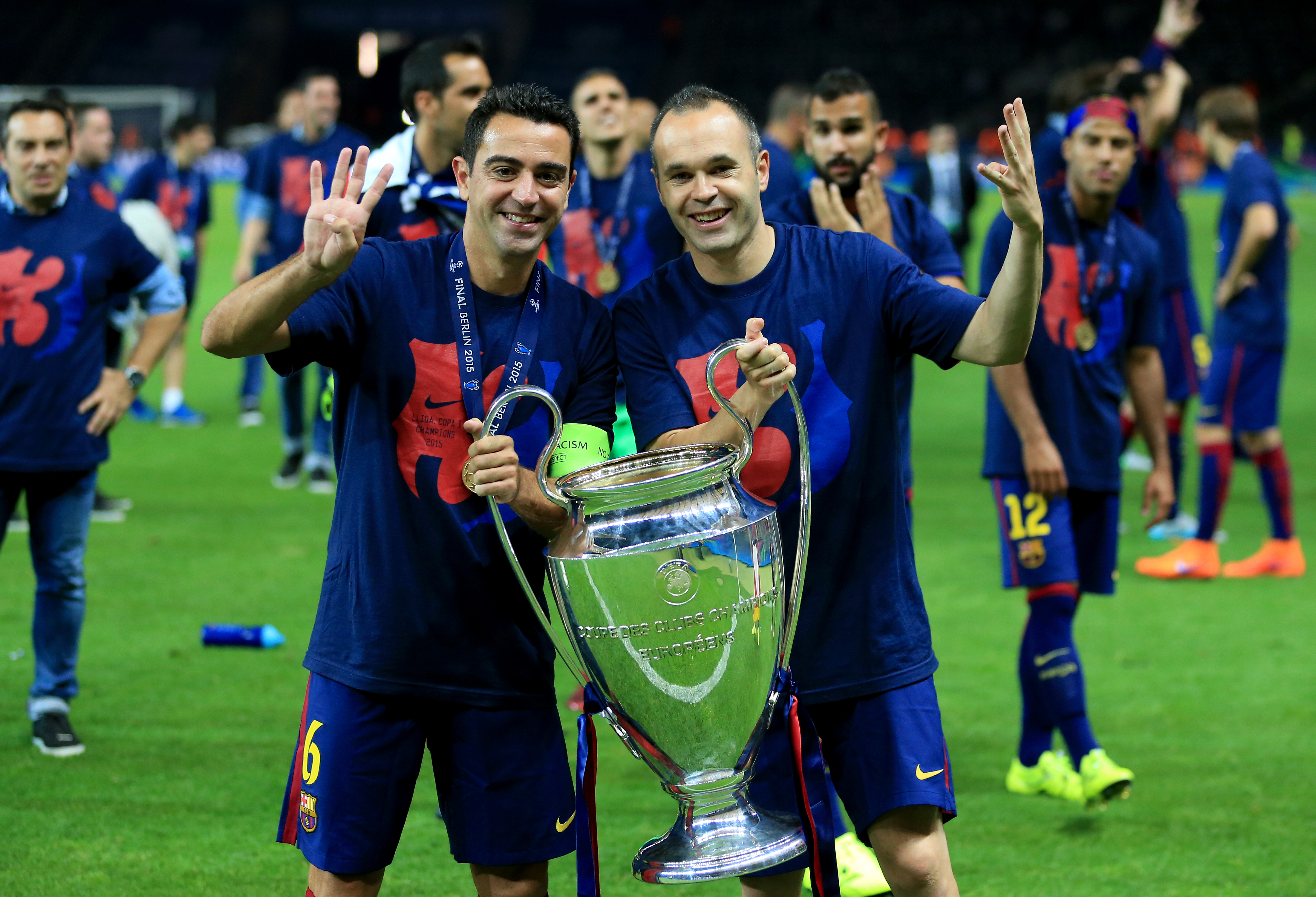 Andrés Iniesta Names The One Midfielder He Would Have Loved To Line Up Beside