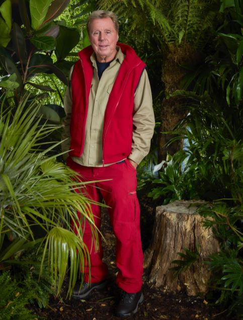 Harry Redknapp confirmed in the line up for 'I'm A Celebrity'. Credit: ITV