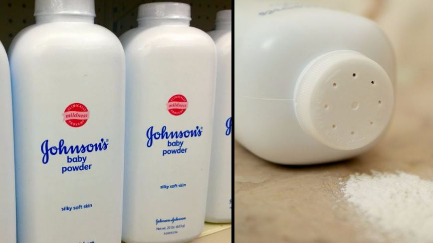 Woman Awarded £85 Million After Claiming Johnson's Baby Powder Gave Her Cancer