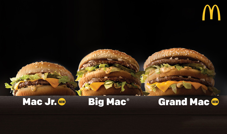 Loosen those belts because McDonald's has launched a GIANT Big Mac