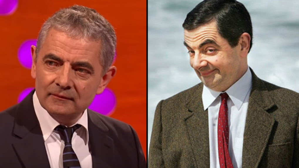 Rowan Atkinson Announces That He's Finished With Mr Bean