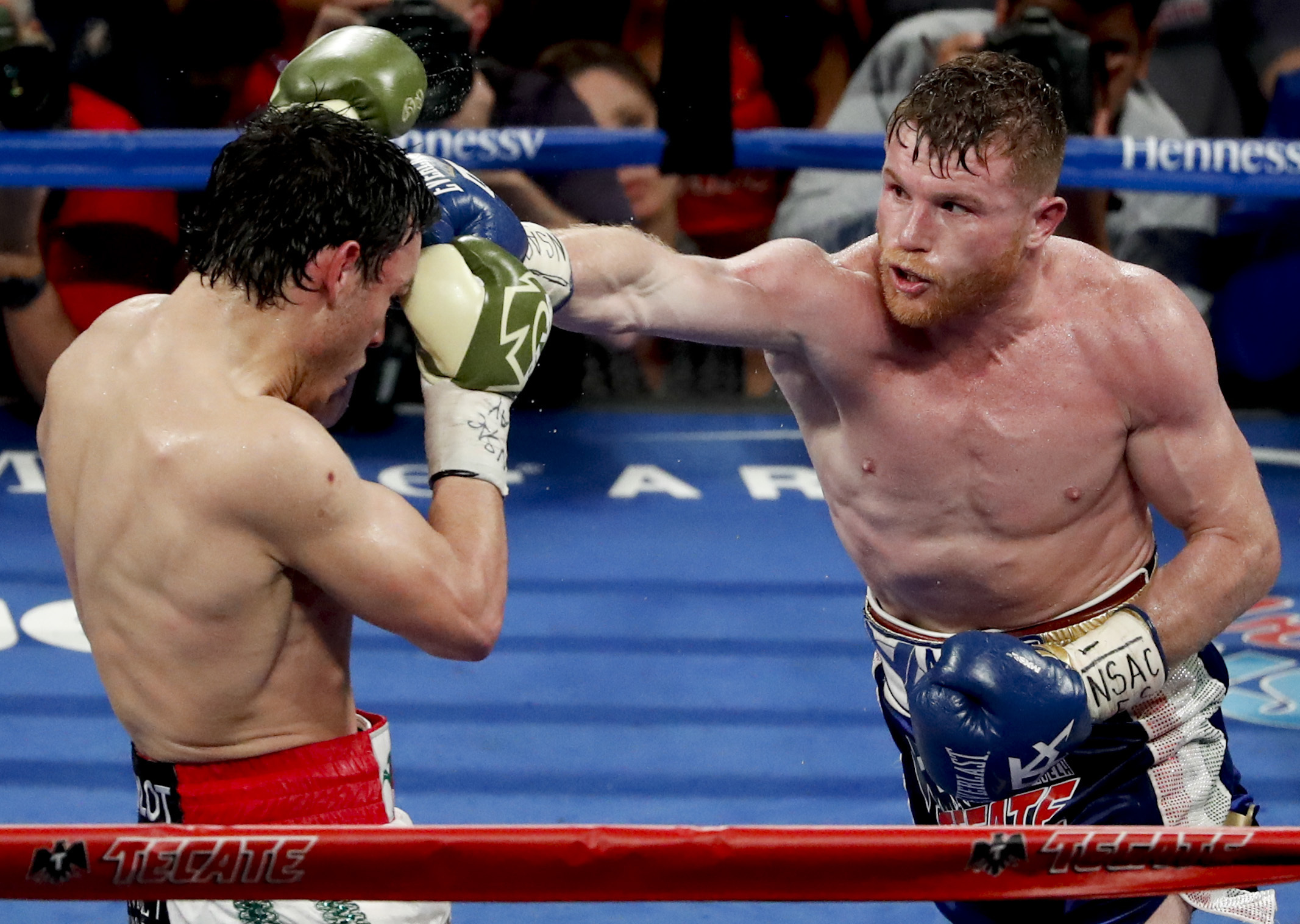 Canelo Alvarez Dominates Chavez Jr., Announces GGG Fight in September