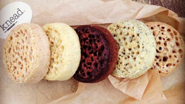 Chocolate Orange Crumpets Are A Thing Now And They're Almost Indecent