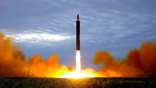 North Korea Is Preparing To Launch Another Ballistic Missile