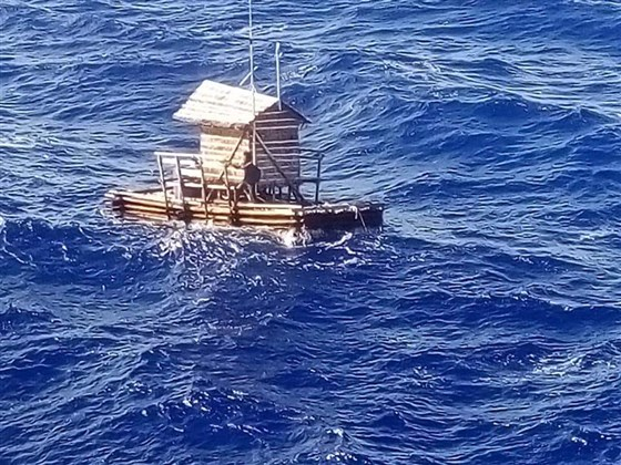 19-year-old survives after 48 days adrift in sea