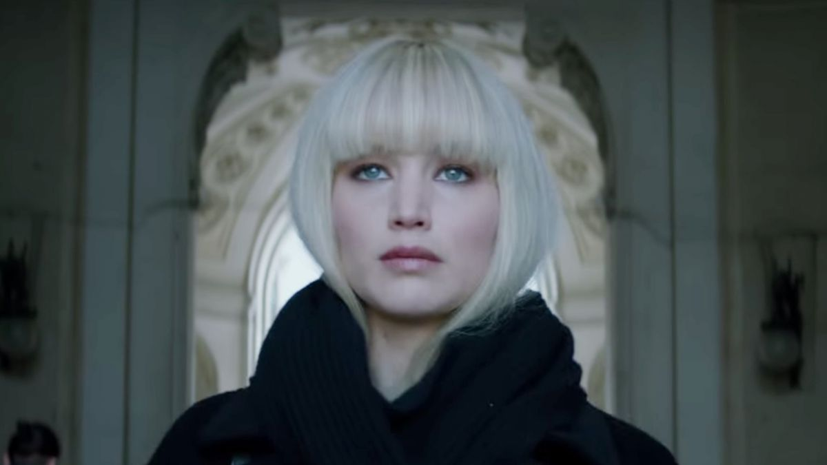 Did You Notice This One Inaccuracy In Red Sparrow ?