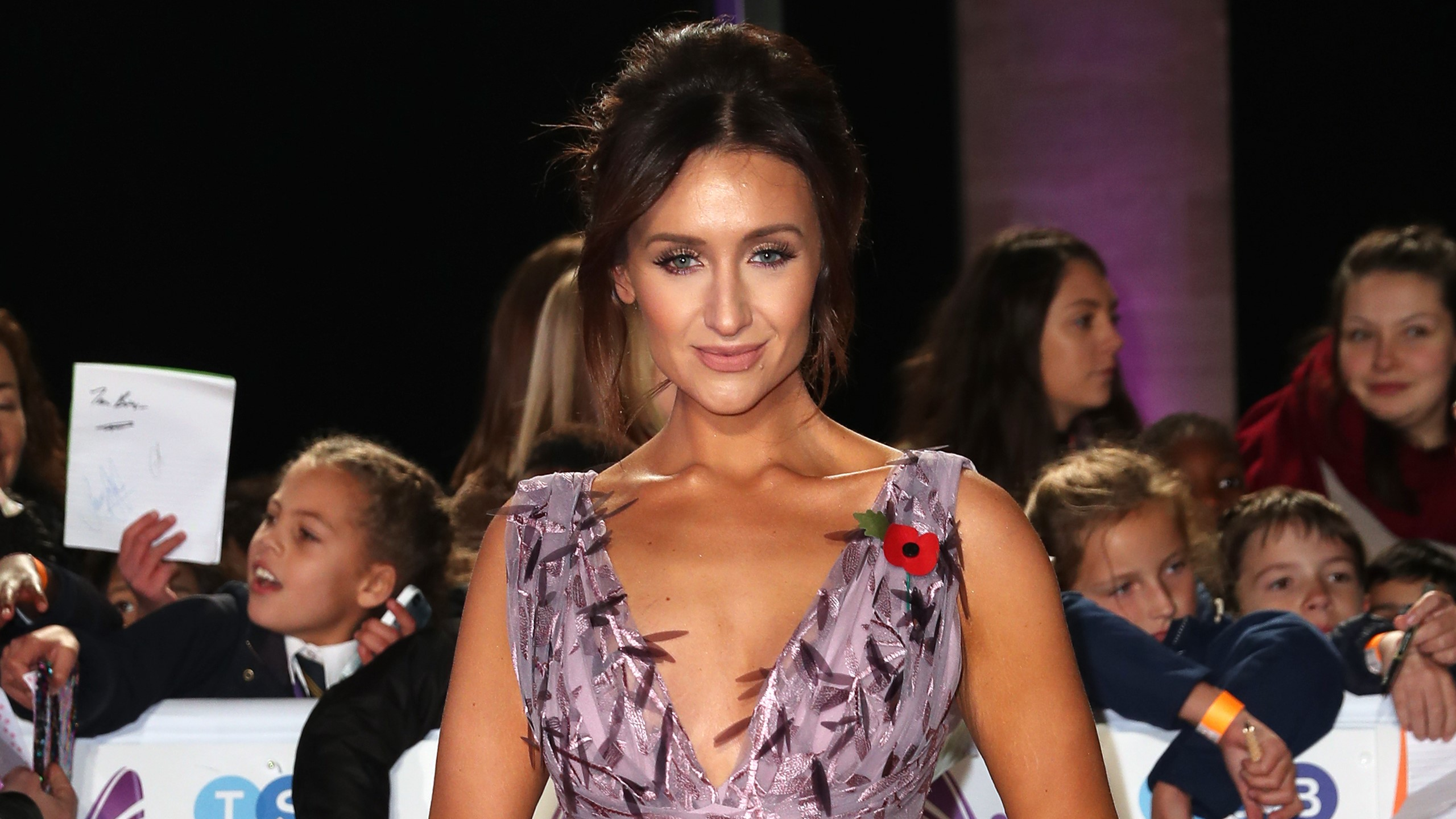 Catherine Tyldesley In Furious Twitter Spat With Traffic Warden
