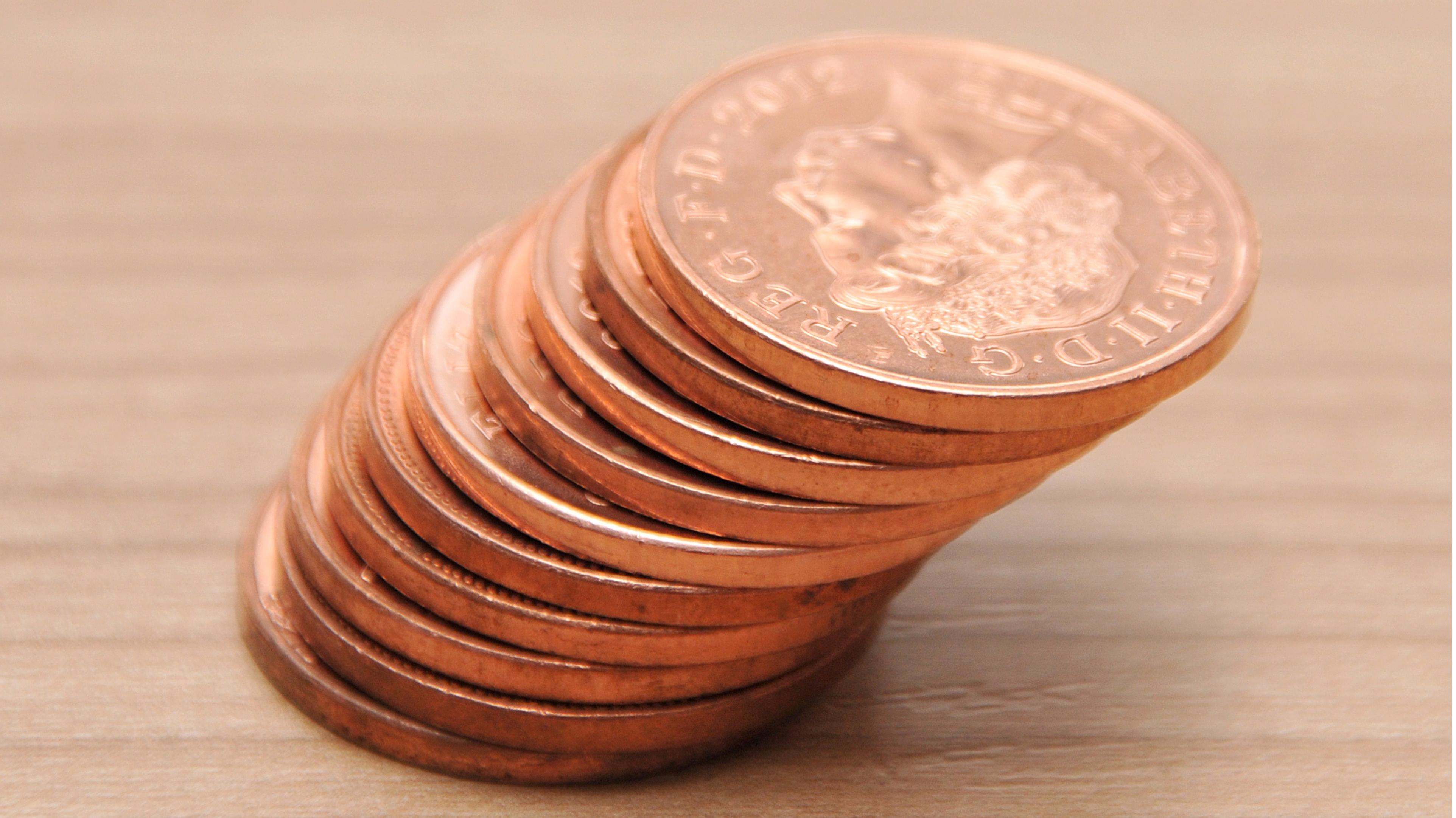 1p and 2p Coins 'Came Within Weeks Of Being Completely Scrapped'