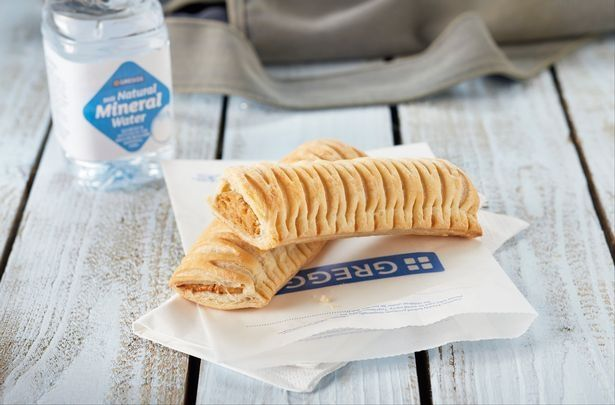Greggs' new vegan sausage roll has been the subject of A LOT of online debate. Credit: Greggs