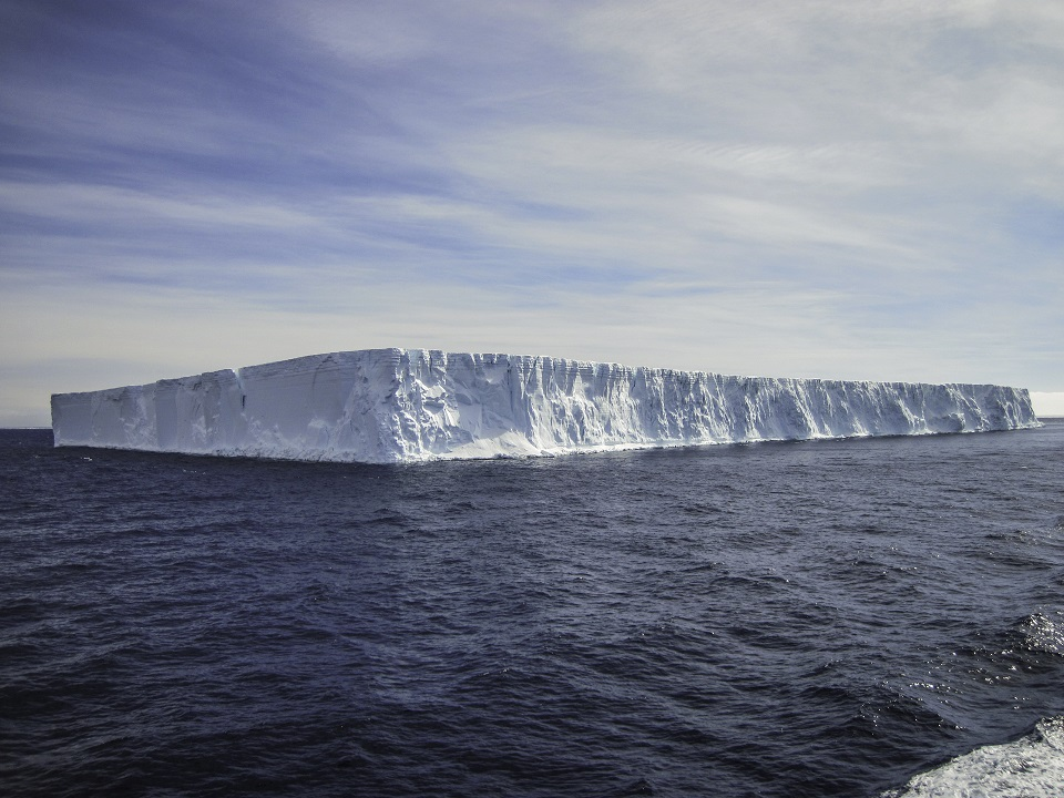 Antarctic Shelf