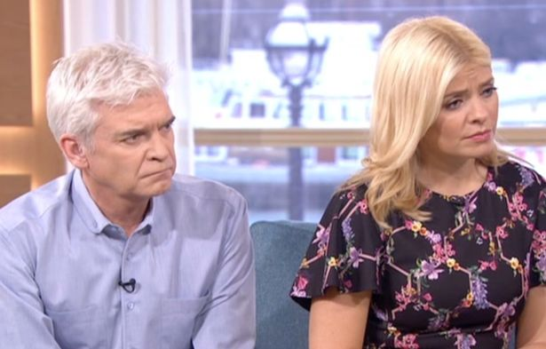Phillip Schofield Breaks Down On 'This Morning' After Mum Talks About Daughter Being Cyberbullied