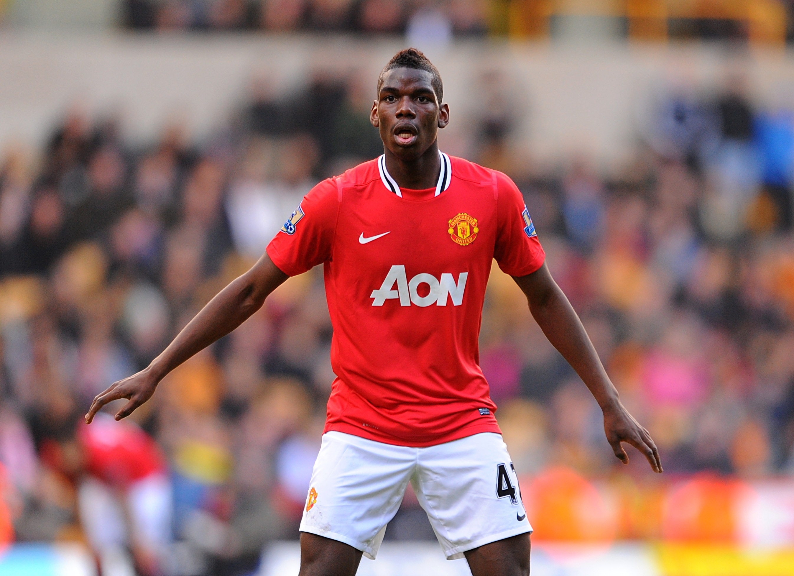 Manchester United Tar Paul Pogba Speaks About Transfer Rumours