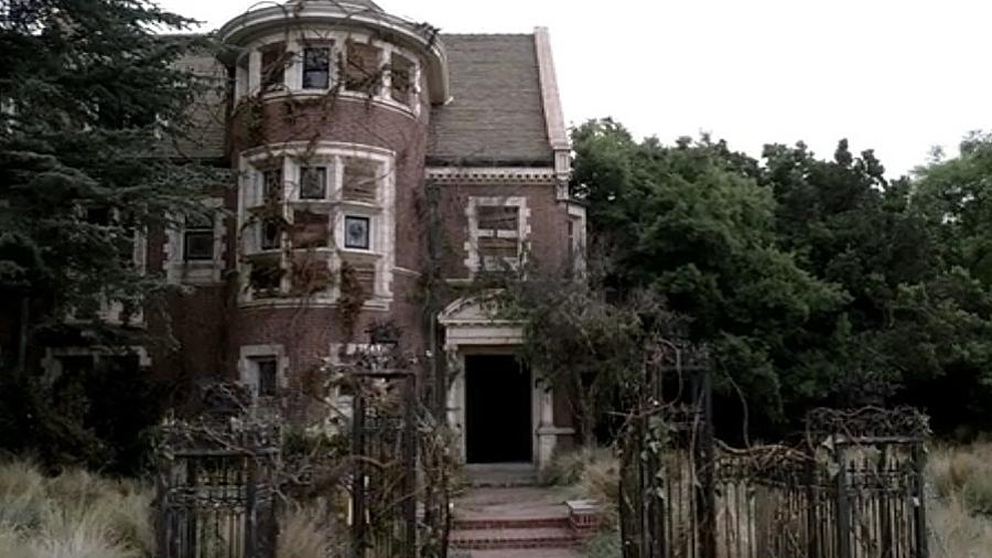 Murder House. Credit: FX/American Horror Story
