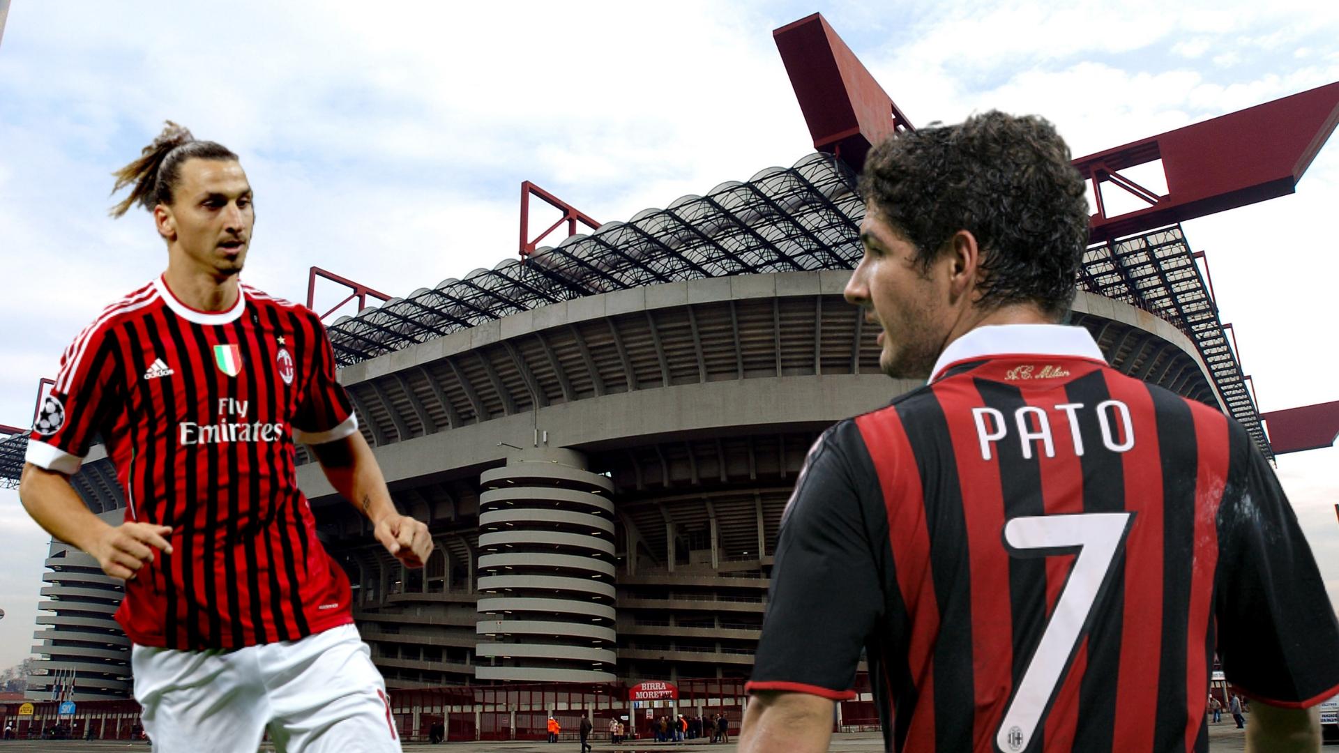 AC Milan Want Alexandre Pato After Failing To Sign Zlatan Ibrahimović