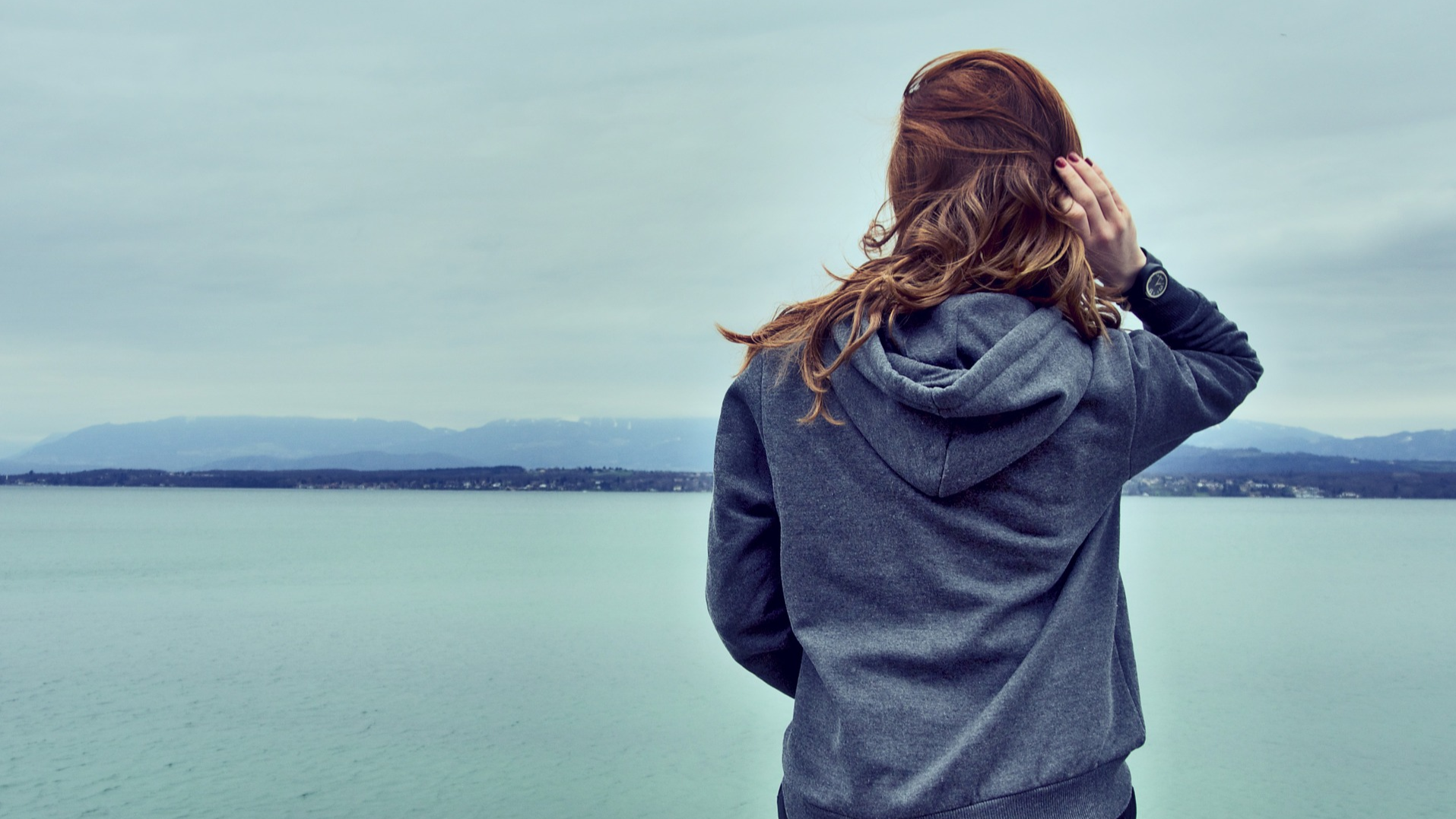 ​Stealing Your Boyfriend's Hoodie Is Actually Really Good For Your Mental Health