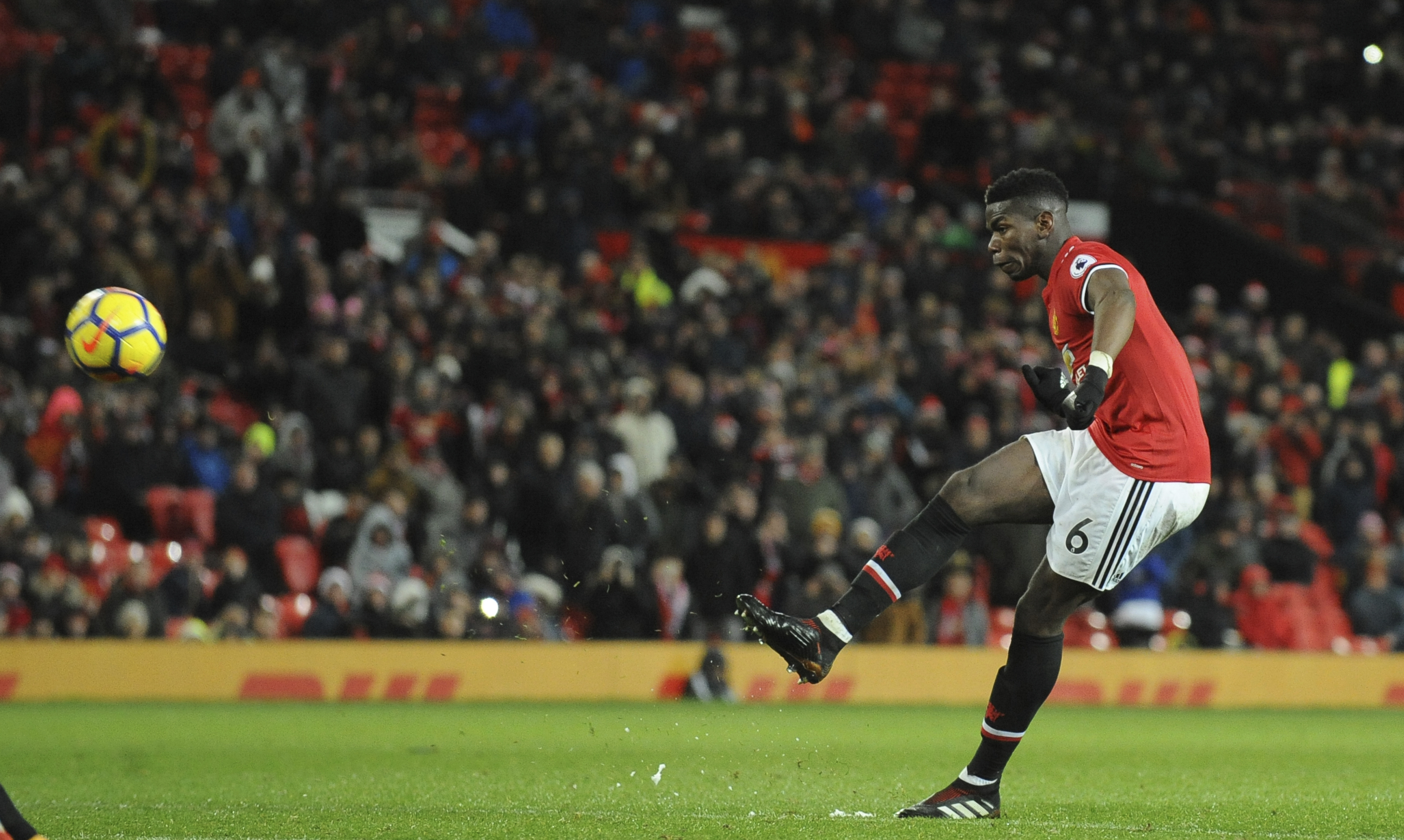Paul Pogba makes huge Man City claim