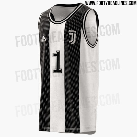 bf458728 Juventus To Release Official 'Basketball Jersey' For The 18/19 ...