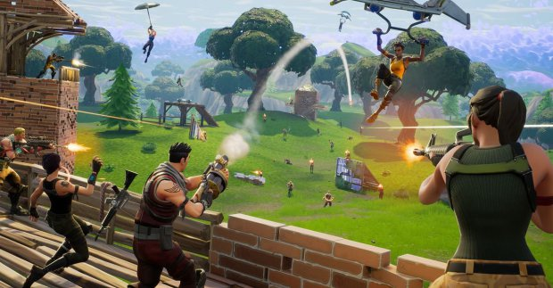 Fortnite Is Getting Portable Forts