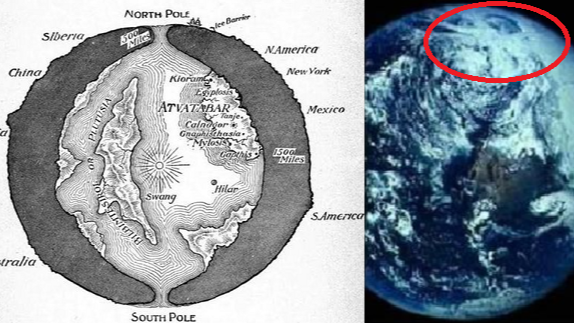 Not Convinced The Earth Is Flat? How About Hollow?