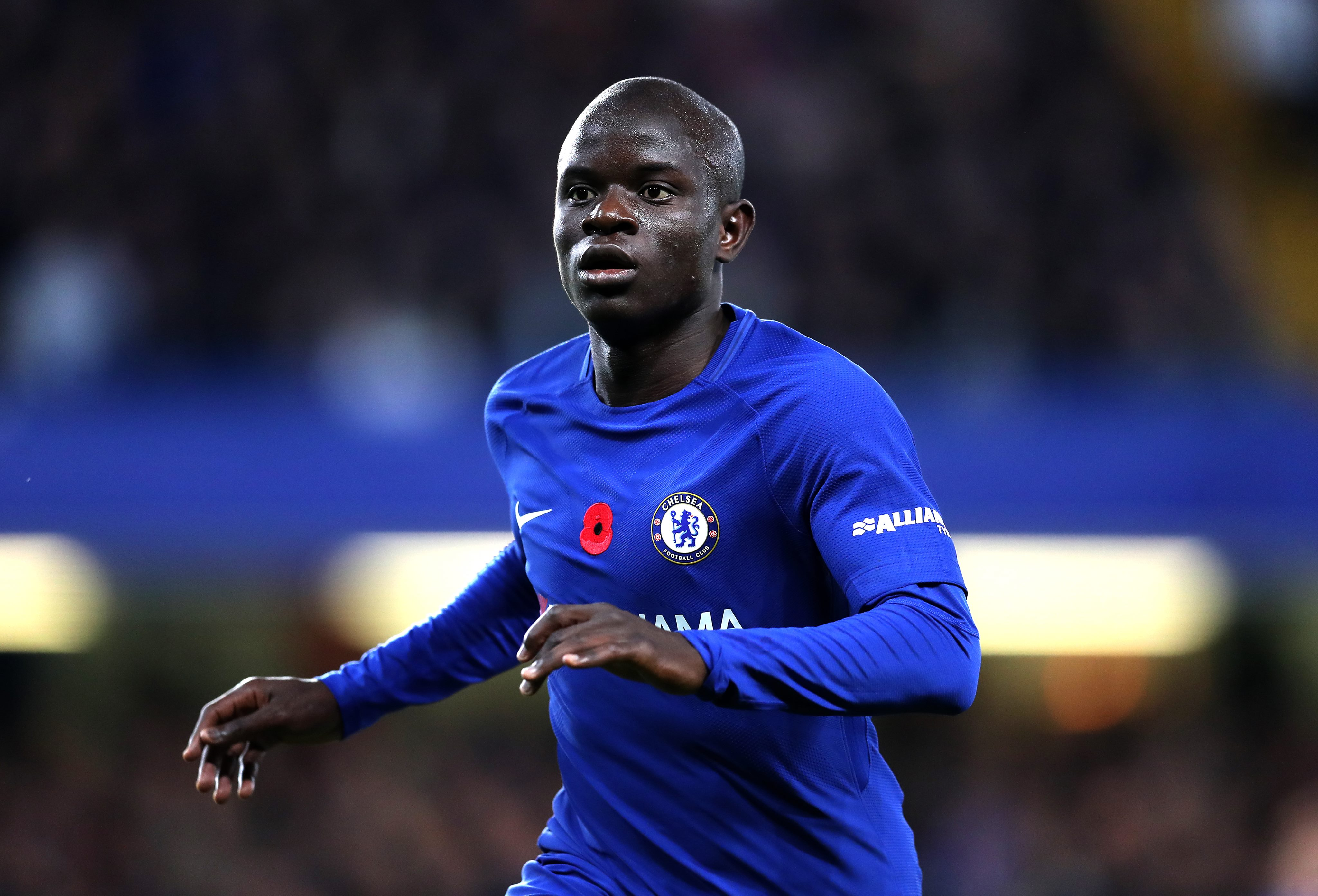 Poor man's Makelele. Image: PA Images